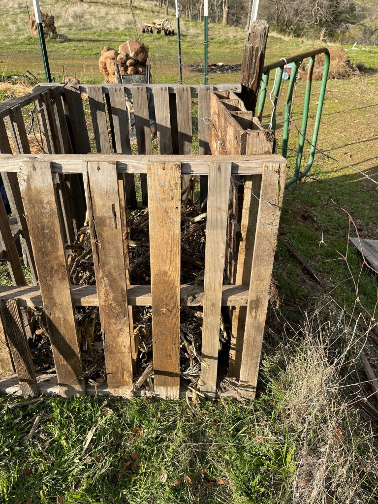 How to make compost, compost bin